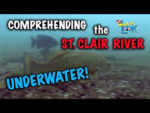 Comprehending the St. Clair River ... UNDERWATER!Comprehending the St. Clair River ... UNDERWATER!<media:title />