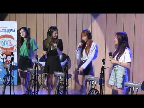 SUARA ASLI BLACKPINK - PLAYING WITH FIRE (LIve SBS Radio100)