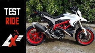 3. 2018 Ducati Hypermotard 939 TEST RIDE (RAW SOUND)