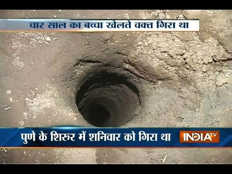 4-year-old kid who fell inside 30ft deep borewell declared dead after 31 hrs of rescue operation