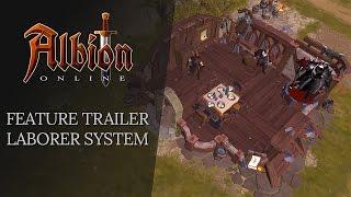 Видео к игре Albion Online из публикации: Albion Online - В игре появится рыбалка и система найма рабочих