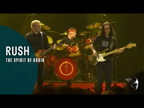 "Rush - The Spirit Of Radio (From ""Snakes and Arrows"")"