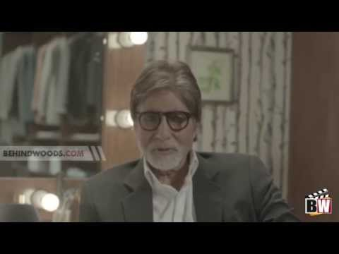 THRILLER - Amitabh Bachchan on YAAN, Amitabh Bachchan, Yaan, Yaan Full movie, Yaan Trailer, Yaan Online, Yaan For more videos, interviews, reviews & news, go to: http://www.behindwoods.com/ Subscribe...