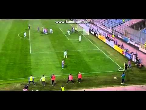 Rezumat video Steaua – U. Cluj 4-1 rezultat 19.10.2014