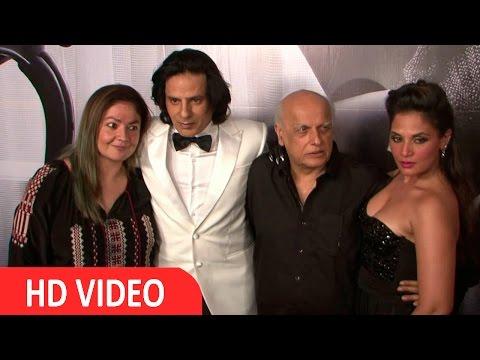 Mahesh Bhatt, Pooja Bhatt & Richa Chadda Celebrates Rahul Roy's Birthday