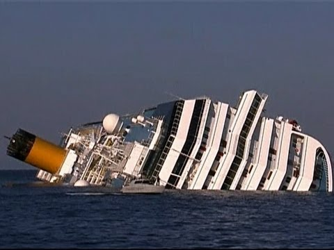 cruise ship capsized - Safety measures aboard the capsized cruise ship Costa Concordia were lax or unenforced, according to comments from surviving passengers. Tony Guida examines ...