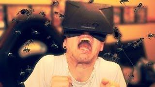LA PIRE EXPÉRIENCE DE MA VIE ! - Oculus Rift Test