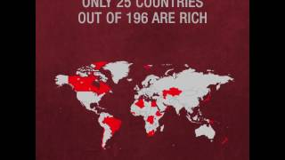 WHY SOME COUNTRIES ARE RICH AND OTHERS POOR
