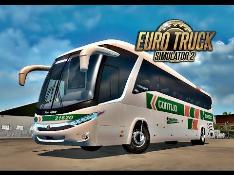 Euro Truck 2 - Gontijo G7 4x2 - Mossoró x Brejo Santo (CE)