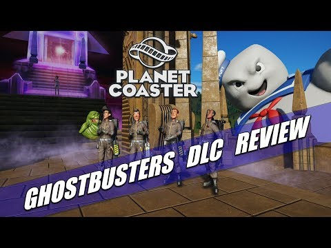 My Planet Coaster Ghostbusters DLC Review