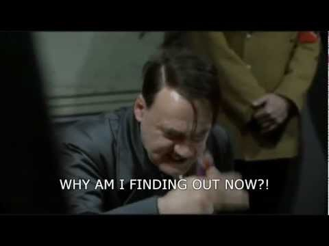 Lucasfilm - Hitler was really looking forward to the next Star Wars. Not so much anymore. http://www.therighttracks.net/