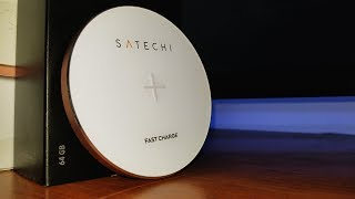I hope you all enjoy this video. There will be another video about a wireless charger that is under $20. Hit that thumbs up if you enjoy TECH videos and don't forget to subscribe for more.--------------------------------------------------------Amazon Link:https://www.amazon.com/Satechi-Wireless-Charger-Charging-Qi-enabled/dp/B01I4365V2/ref=sr_1_3?ie=UTF8&qid=1499385741&sr=8-3&keywords=satechi+wireless+charging+pad