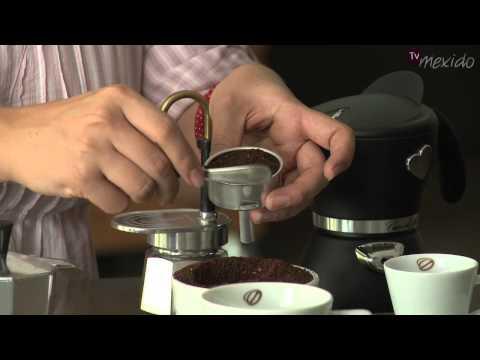 Como preparar café na Cafeteira Italiana (Moka)