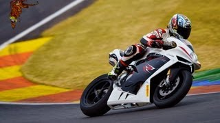 2. 2013 MV Agusta F4 and F4 RR Full Review from Valencia with TOR