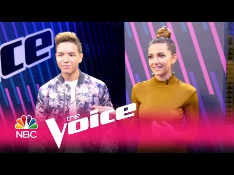 The Voice 2017 - After The Elimination: Lilli Passero and Mark Isaiah (Digital Exclusive)