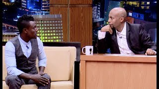Seifu on EBS:  Interview with Sami ( Abebe Melese's Kidney Donor) - Part 1
