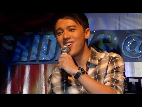 TIMMY PAVINO - Take Me Out Of The Dark (Center For Pop Music - Cubao)