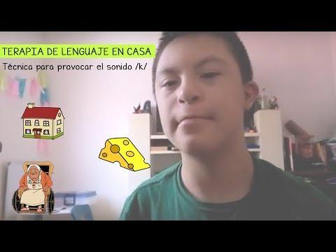 Watch videoLenguaje, ejercicio para el sonido /k/