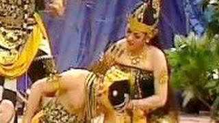 Mocopat Palaran TLUTUR YOGJAN - Wayang Orang Bharatayudha - Javanese Classical Dance [HD]
