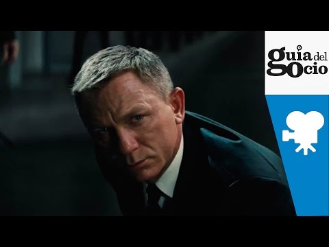 Tráiler Spectre James Bond 007