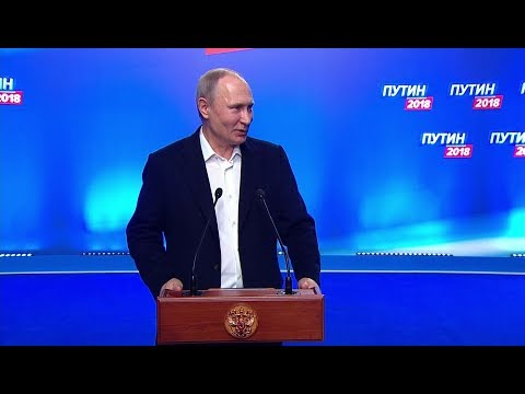 Путин отказался занимать пост президента «до ста лет» - DomaVideo.Ru