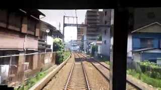 【京急前面展望】本気で加速しまくる!! 横浜~川崎を約6分で走る