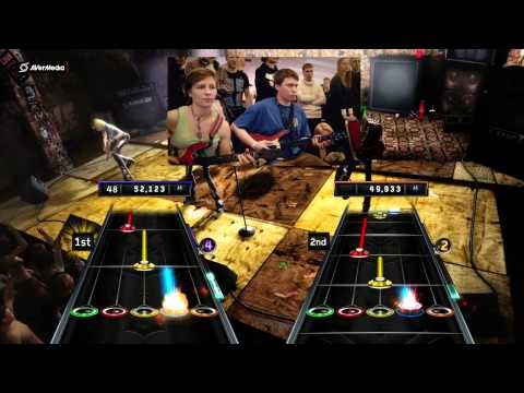 Guitar Hero Warriors of Rock на OGIC 4