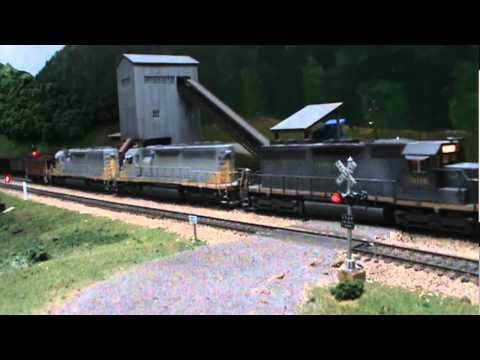 Ho scale csx coal cars