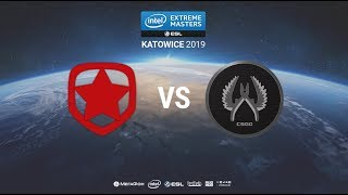 Gambit vs. LAN DODGERS - IEM Katowice 2019 Closed Minor CIS QA - map1 - de_dust2 [Anishared]