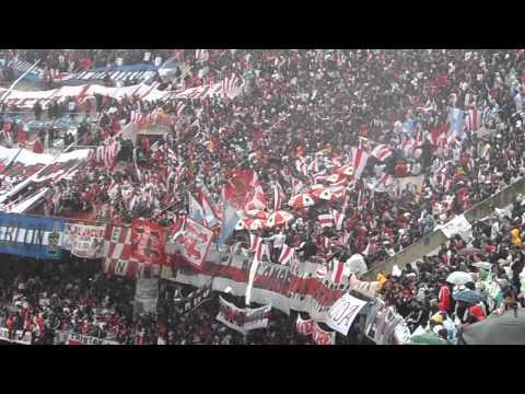 Video - Los Borrachos del tablon River Boca 05-10-2014 - Los Borrachos del Tablón - River Plate - Argentina