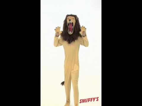 Cirque Sinister Vicious Lion Costume from UKPartyWarehouse
