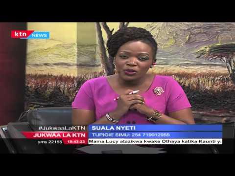 Jukwaa la KTN 5th May 2016 - [Part 2] Sheria ya Kijinsia