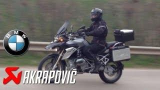10. BMW R 1200 GS LC (2013) Akrapovic Sport Exhaust Sound vs. Standard Exhaust