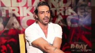 My Character is of Assassin: Arjun Rampal | D Day -