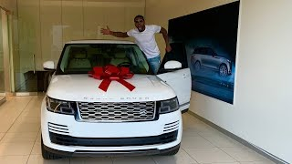 I Surprised Royalty By Trading In Her Old Car & Buying Her A 2019 Range Rover!