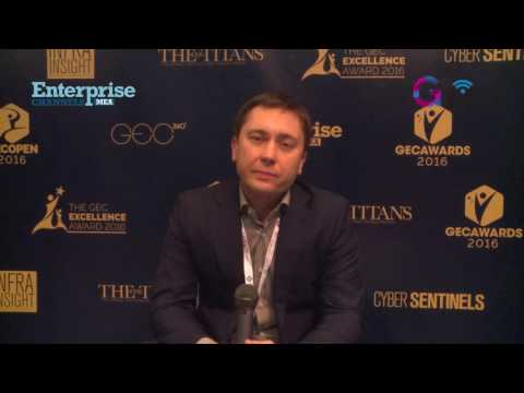 Maxim Frolov, Managing Director Middle East, Turkey & Africa - Kaspersky Lab