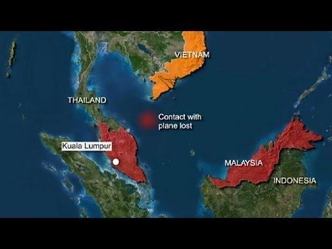 MH370 : chronologie d'un drame mystérieux