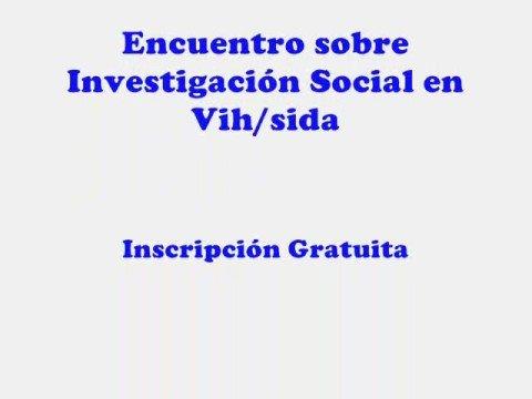 II Encuentro FIPSE sobre Investigación Social en Vih/sida