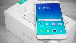 Video OPPO F3 Plus (Dual Selfie Camera   Sony IMX 398   Snapdragon 653) - Unboxing & Hands On! MP3, 3GP, MP4, WEBM, AVI, FLV Februari 2018