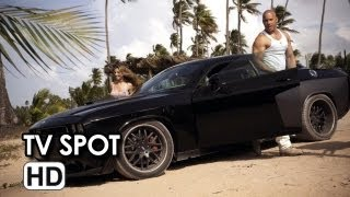 Fast&Furious 6 Tv Spot Freedom