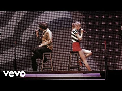 Taylor Swift feat. Gary Lightbody – The Last Time