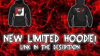 New Hoodie Buy here - https://teespring.com/petrify-limited-edition-signed#pid=212&cid=5819&sid=frontDiscord to message me your proof of order - https://discord.gg/HPnQkmV