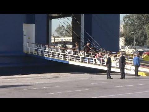 Αυξημένη η κίνηση στα λιμάνια της Αττικής, και στα ΚΤΕΛ για την έξοδο του Πάσχα