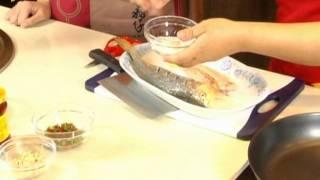 甜酸松子魚