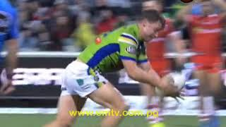 Round 19 of the Telstra Premiership has seen some big upsets over the weekend.This also includes Warriors favourite son, Manu Vetuvai saying good bye to his team.  - visit us at http://www.emtv.com.pg/ for the latest news...