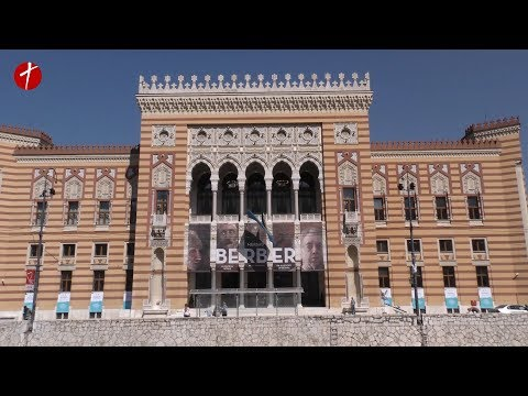 Vijećnica u Sarajevu - simbol jednog grada i vremena