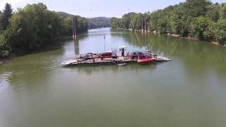 Richmond (KY) United States  city images : Valley View Ferry, Richmond, Kentucky