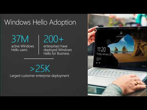 Extending Windows Hello with trusted signals - BRK2075