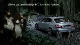 Lustige Mercedes Werbung Neu Tanzende Tiere - Staying Alive