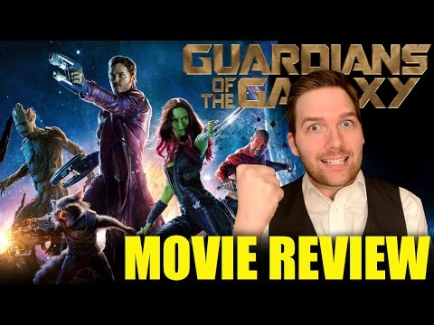 Guardians of the Galaxy – Movie Review